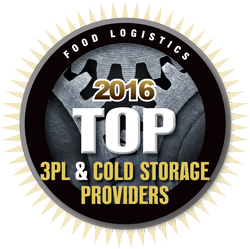Top 100 3PL and Cold Storage Provider