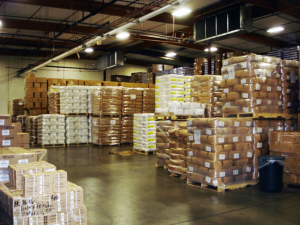 DSW Distribution Centers, Inc. - Southern California Refrigerated Warehouse